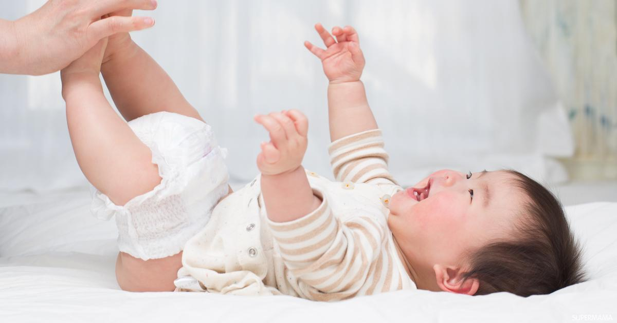 التسلخات الجلدية لدي الاطفال الرضع واهم الطرق للتخلص منها نهائيا