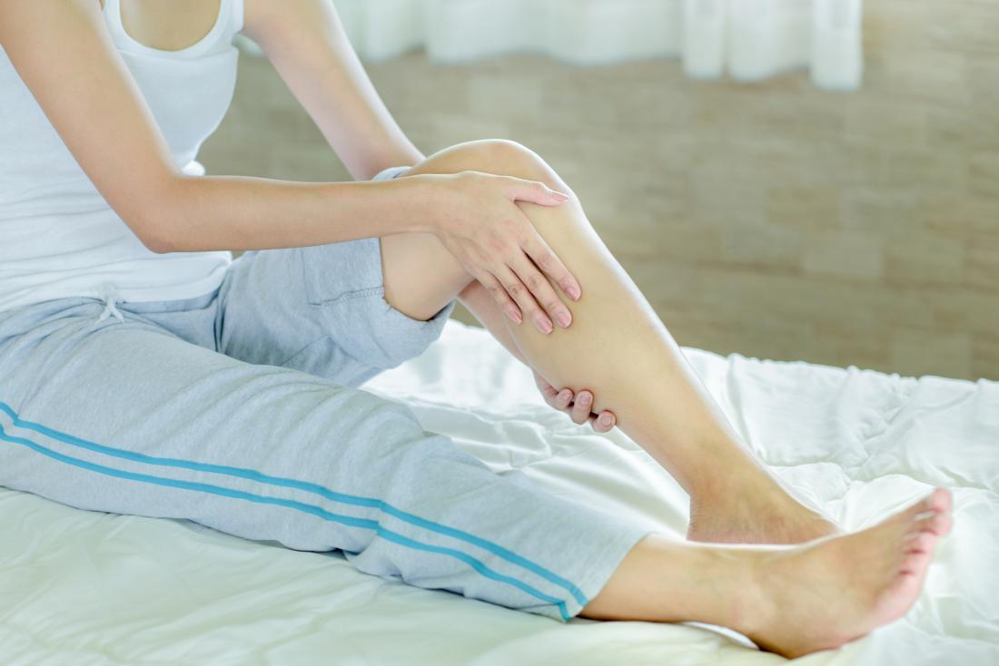 اسباب تشنجات الساق اثناء النوم وطرق للتخلص من هذا الشعور المزعج