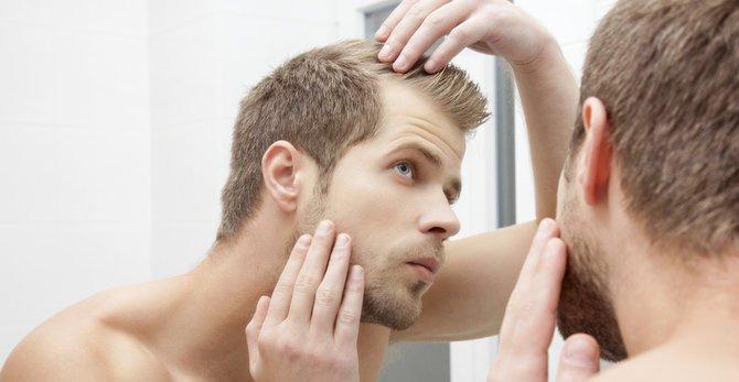 علاج تساقط الشعر عند الرجال وافضل المستحضرات الطبية لوقف التساقط