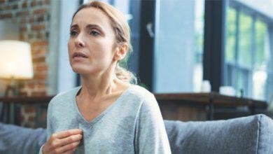 طرق للتخلص من الهبات الساخنة عند النساء بعد انقطاع فترة الطمث