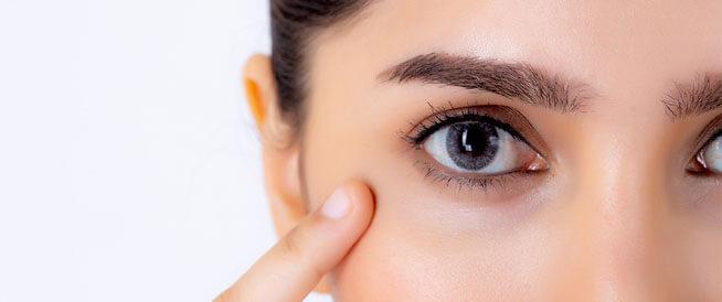 وصفات طبيعيه لعلاج الهالات السوداء تحت العين
