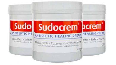 الحل الامثل لتسلخات الحفاض سودو كريم Sudocrem للتخلص من الالتهابات الجلدية