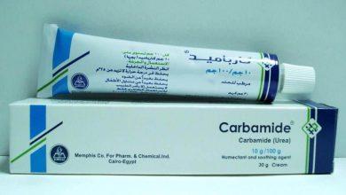 كريم كارباميد افضل الحلول للتخلص من جلد الوزة والتشققات الجلدية Carbamide