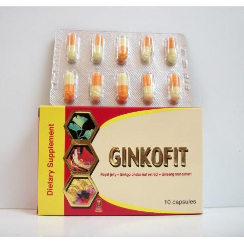تحسين الذاكره مع المكمل الغذائى جنكوفيت Ginkofit الفعال فى علاج حالات النسيان