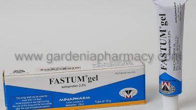 تخلص من الام الظهر مع فاستم جيل FASTUM gel المضاد للالتهابات لتخفيف الام المفاصل