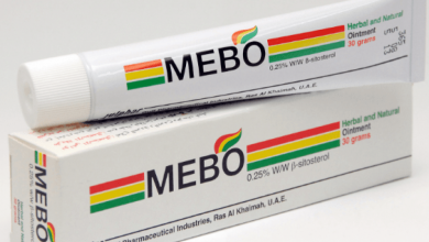 تجديد خلايا الجلد مع مرهم ميبو Mebo المشهور فى علاج الحروق و تسريع التئام الجروح