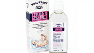 افضل شراب لمغص الاطفال ماء غريب Gripe Water لعلاج الانتفاخات والغازات للرضع