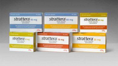 ستراتيرا Strattera لعلاج اضطراب نقص الانتباه وفرط الحركة الافضل في الصيدليات